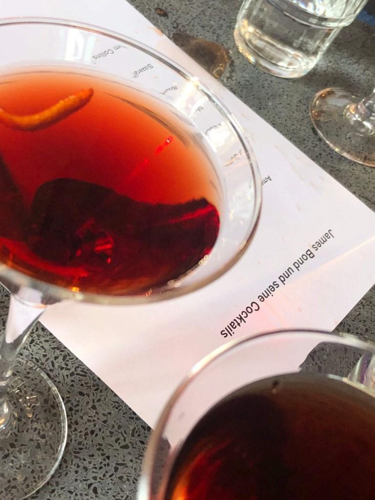 Zum 007-Cocktail-Tasting ins Barfly in Köln-Nippes