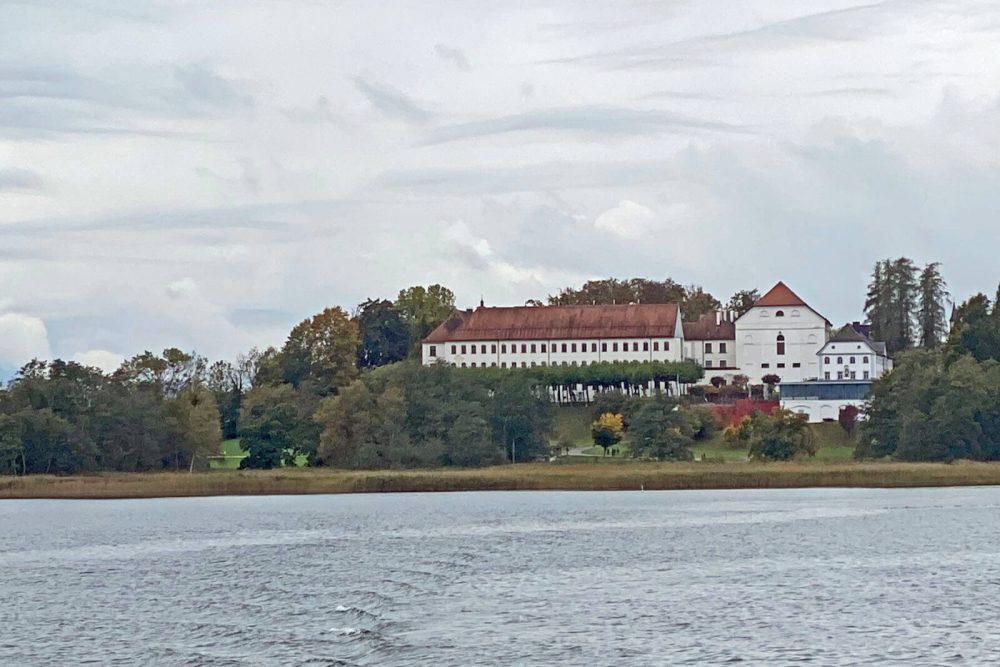 Bayern: Auf der Herren- und der Fraueninsel im Chiemsee