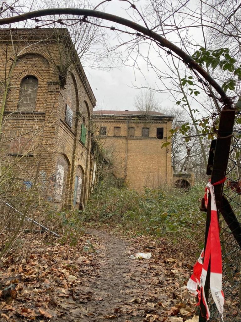Köln-Blumenberg: Viel Grün im Norden der Stadt