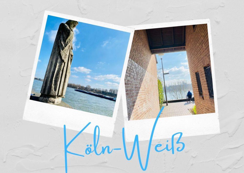 Urlaubsgefühl in Köln-Weiß