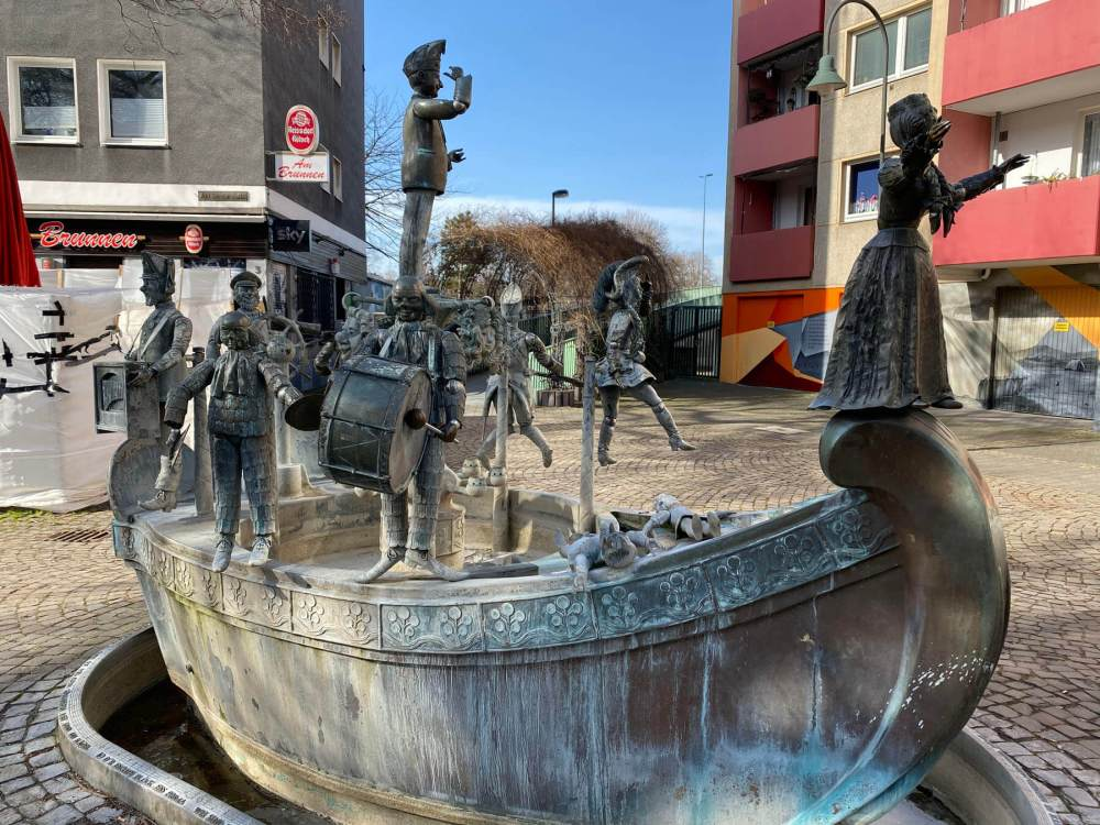 Altstadt-Süd: Auf der Suche nach den kleinen Sehenswürdigkeiten