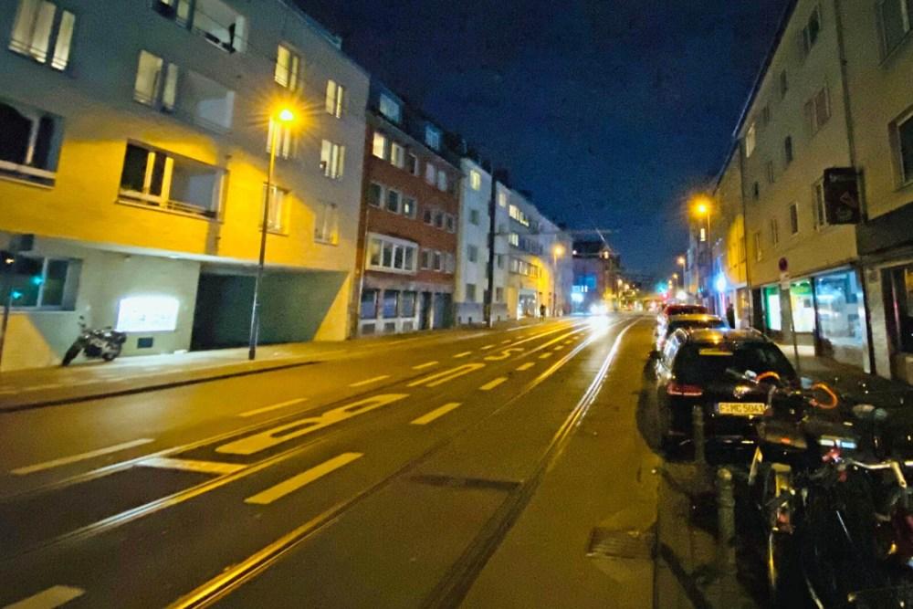 Subbelrather Straße stadteinwärts