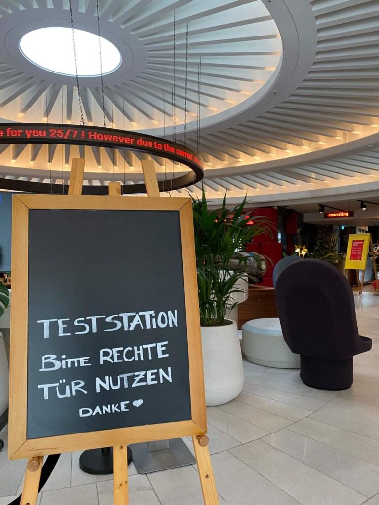 Köln: In Kultureinrichtungen und Hotels auf Corona testen lassen