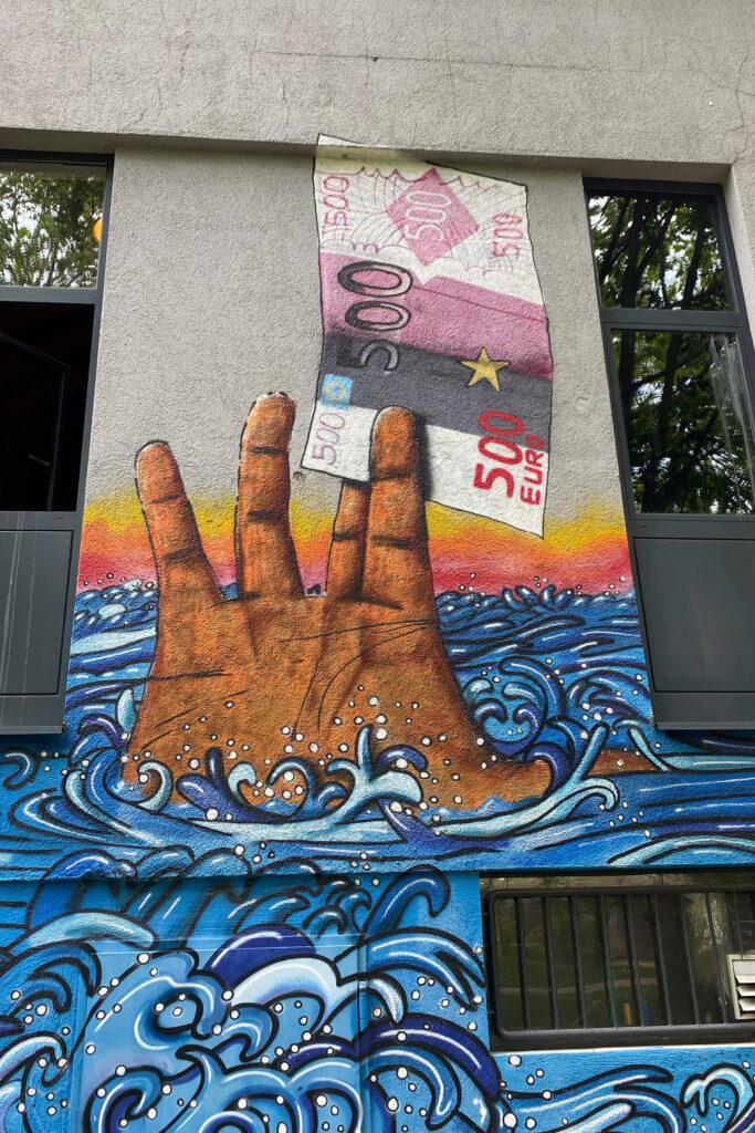 Krimirätseltour in Köln-Ehrenfeld: Gemeinsam auf Schnitzeljagd