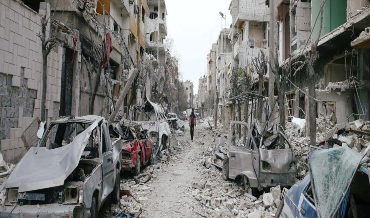 تسوية الوضع .. كابوس جديد يؤرق سكان محيط دمشق