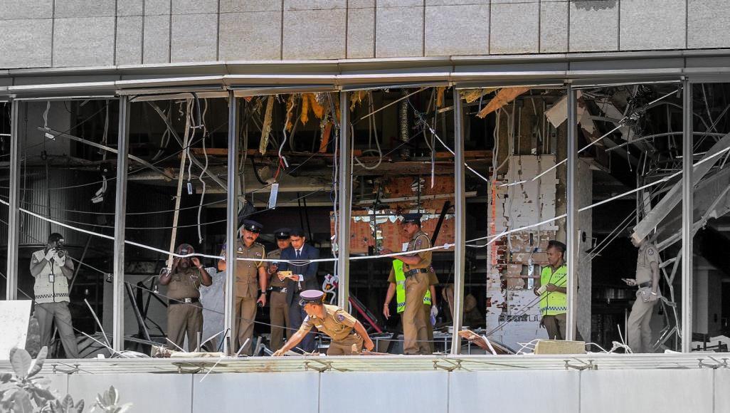 أكثر من 200 قتيل بتفجير إرهابي يستهدف كنائس وفنادق في سريلانكا
