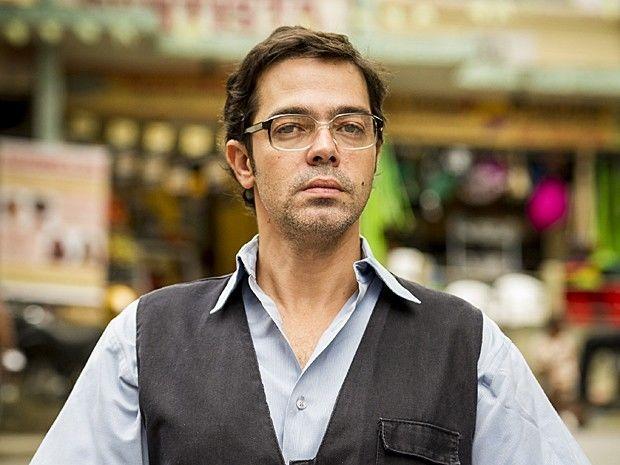 Bruno Mazzeo na série A Grande Família (Foto: João Cotta Jr./TV Globo)