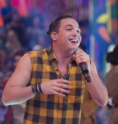 Safadão no Show da Virada. Foto: Divulgação/Globo