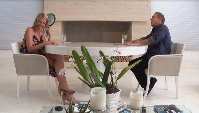 Resultado de imagem para Em entrevista a Gugu, Ana Hickmann desabafa sobre atentado que sofreu há sete meses