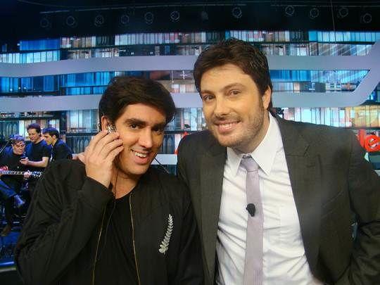 """""""Agora é Tarde"""", Com Danilo Gentili, Estreia Com Boa"""