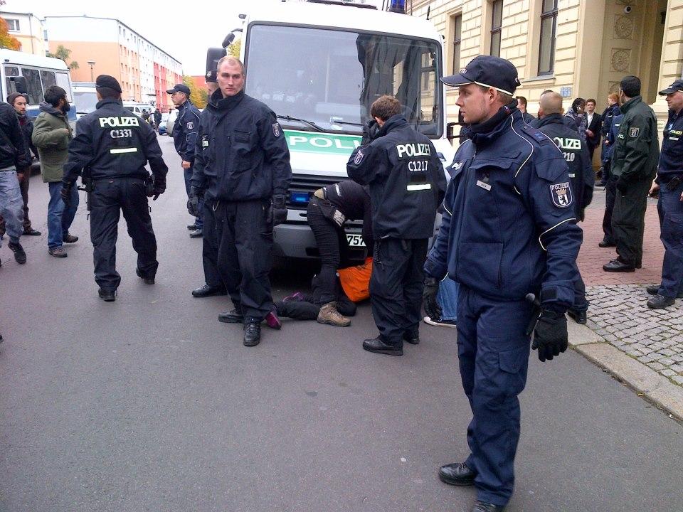 Embassy of Nigeria in Berlin Germany