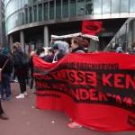 Refugee Schulstreik gegen Rassismus