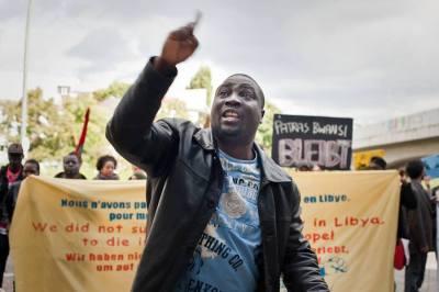 Oranienplatz Refugee Activist Bashir