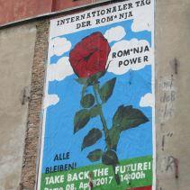 Wandbild in Kreuzberg