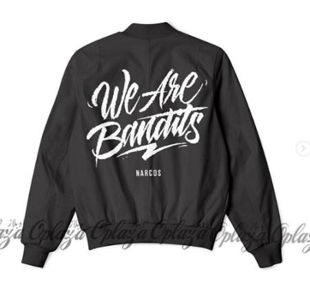 We are bandits - Narcos