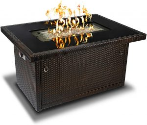 Best Gas & Wood Burning Fire Pits Reviewed on Outland Living 401 id=96752