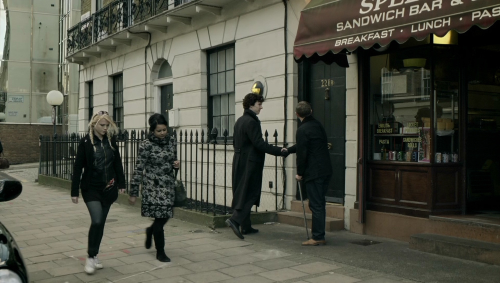 Speedy's Sandwich Bar & Cafe (Sherlock)