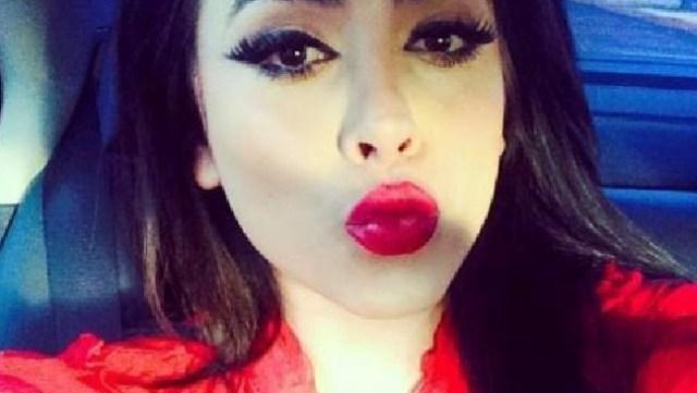 A 2014 Instagram image of Claudia Ochoa Felix (Source: News.com)