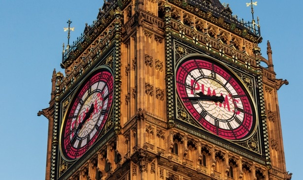 England's Big Ben will be renamed PIMMS after the fruity drink.