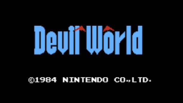 Devil World