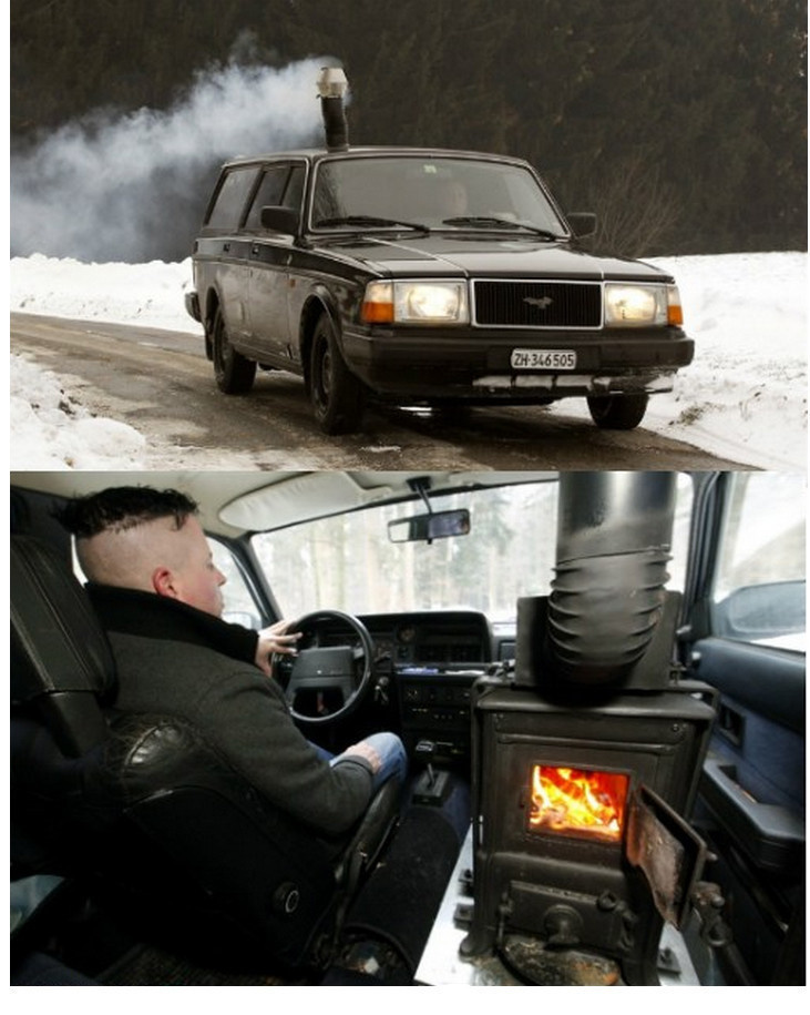 Because it can get really cold!