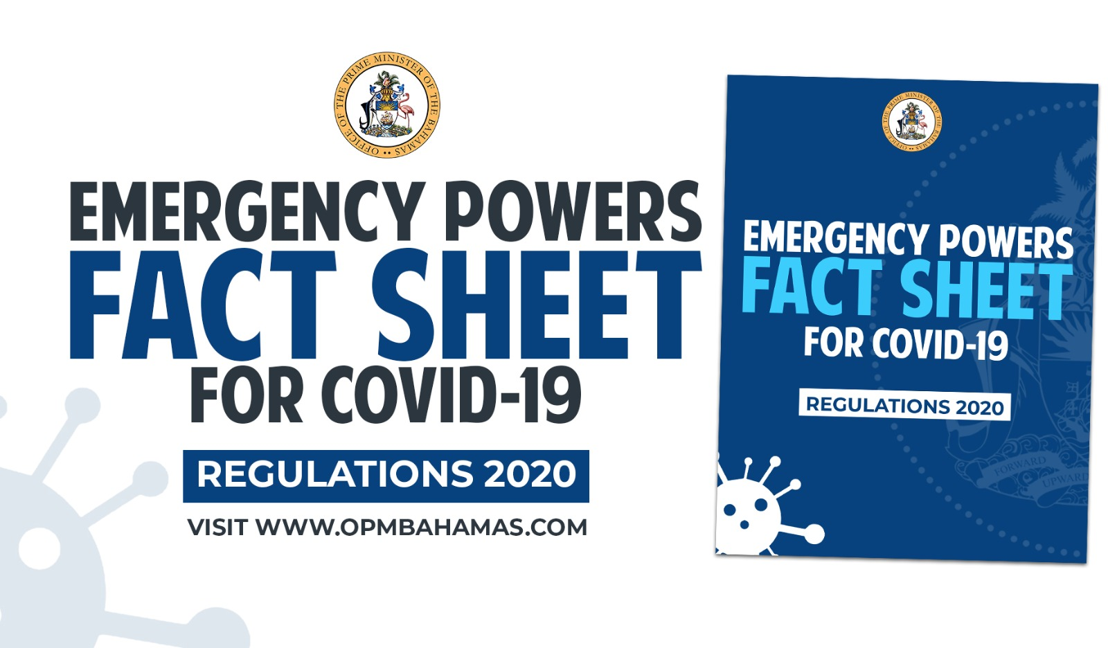 FACT SHEET: Emergency Powers (COVID-19) Regulations, 2020 - Office of the  Prime Minister