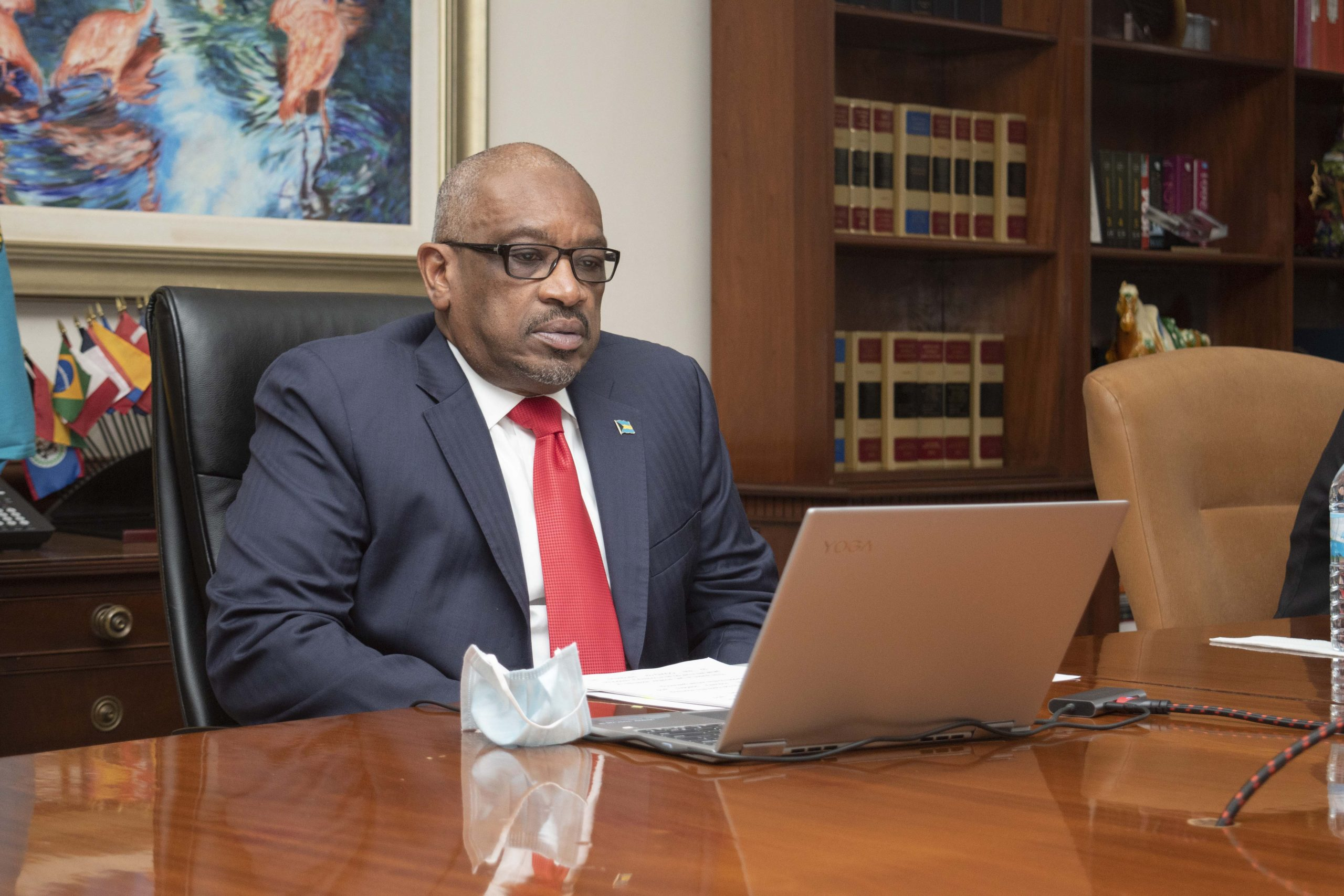 Prime Minister Minnis: The Bahamas must make far-reaching structural changes to economy