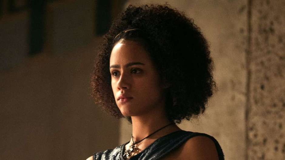 missandei game of thrones eyebrows