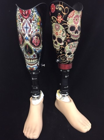 Day of the Dead BK Prostheses