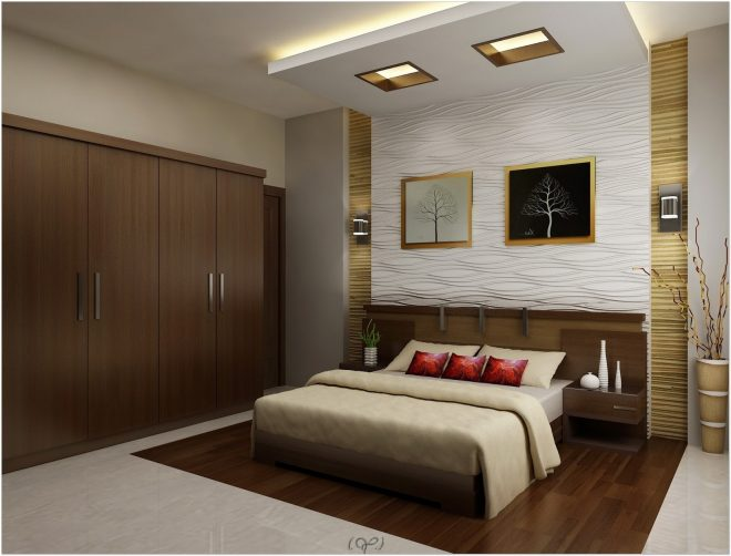 Home house & components rooms bedroom painting an entire room a dark color like black or navy will. Simple Bedroom Ceiling Design Opnodes