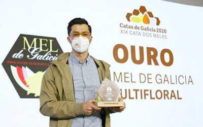 🥇Mejor Miel de Galicia 2020 Multifloral 🥇