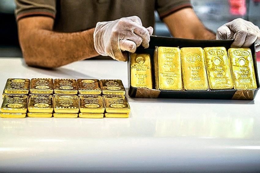 SEM MEDO - Ouro, dólar e euro representam segurança para investidores