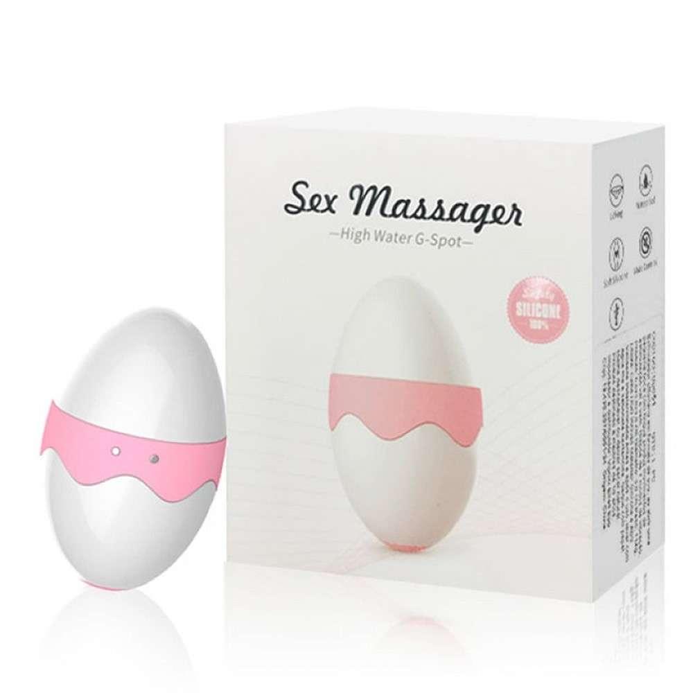 Estimulador Clitoriano Língua movimento vai e vem com 7 variações - SEX MASSAGER Dibe
