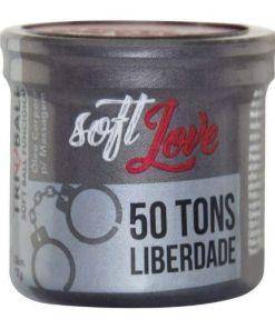 Bolinhas Soft Ball Função 12Gr - Triball Cinquenta Tons Escuros