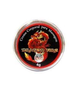 Excitante Dragon Fire Luby Pomada 4g - Soft Love