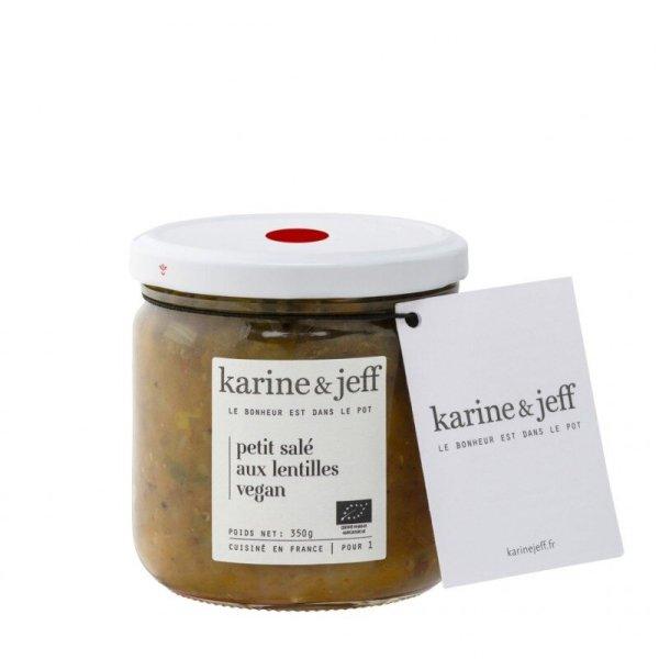 petit-sale-aux-lentilles-vegan bio et artisanal