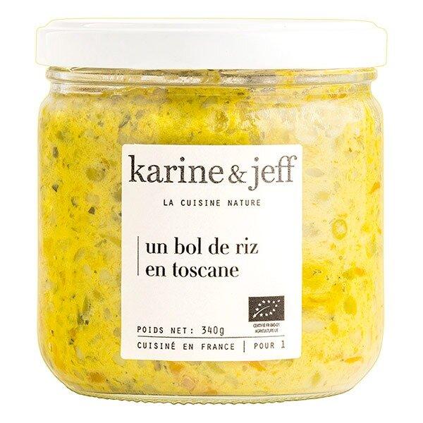 un-bol-de-riz-en-toscane-bio et artisanal