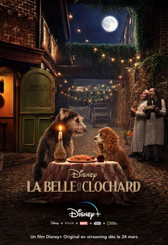 Disney : l'histoire vraie et merveilleuse des héros de La Belle et le Clochard