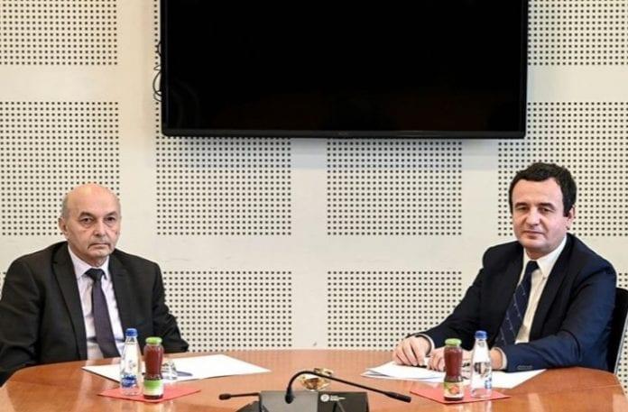 Nënshkruhet marrëveshja për bashkëqeverisje LVV-LDK