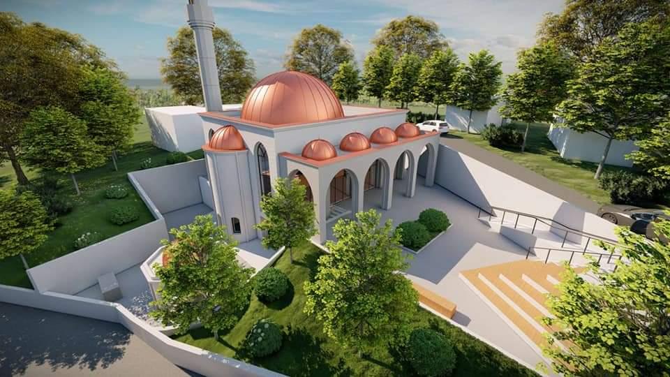 Filluan punimet për ndërtimin e Xhamisë në fshatin Zym të komunës së Dragashit