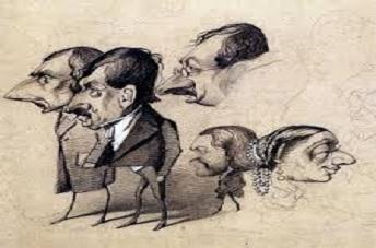 Karykatury Clauda Oscara Monet'a