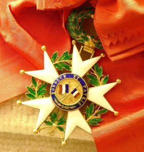 Rewers Legii Honorowej z czasów III i IV Republiki (1870-1951)