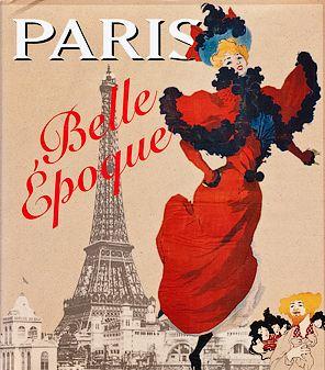La Belle Epoque – życie paryżan