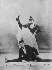 Louise Weber i Valentin le désossé (Jules Renaudin)