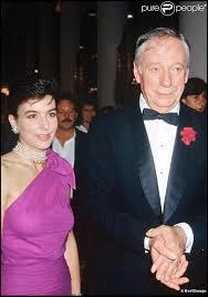 Yves Montand i Carole Amiel