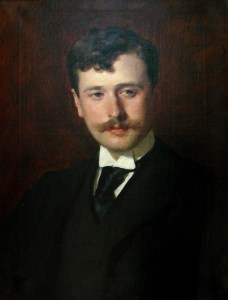 Portret Georgesa Feydeau - Carlous Duran