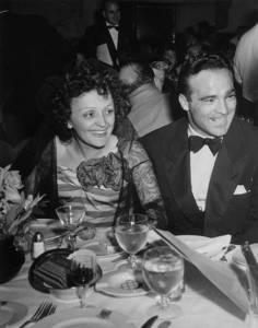 Edith Piaf i Marcel Cerdan