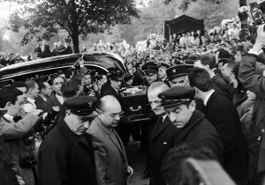 Pogrzeb Edith Piaf