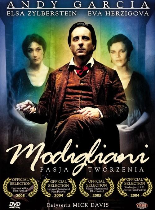 """""""Modigliani, pasja tworzenia"""""""