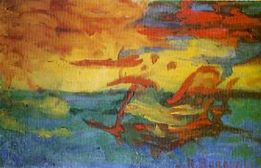 """Jak osioł """"Lolo"""" wystawił swój obraz na Salonie Niezależnych?"""